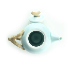 theiere porcelaine